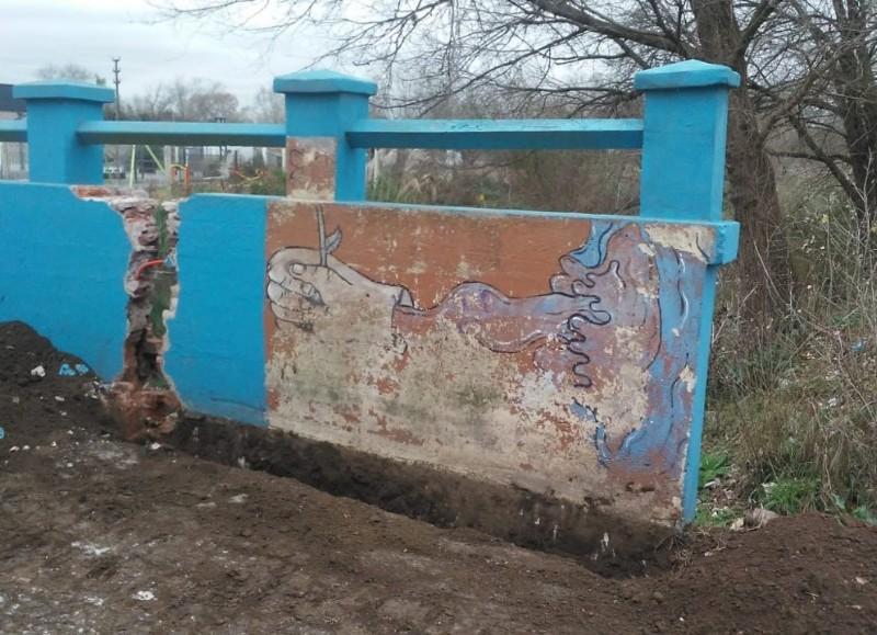 La obra ha sido incorporada recientemente al Registro del Patrimonio Cultural de la ciudad.