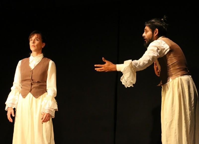 """Se presentó """"Romeo y Julieta (Fragmentos)""""."""