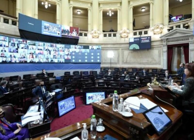 El Senado convirtió este viernes en Ley el proyecto que establece beneficios en las tarifas de gas para localidades de la Argentina donde se registran bajas temperaturas.