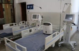 """Llegó equipamiento para el Hospital Municipal """"San Andrés"""""""