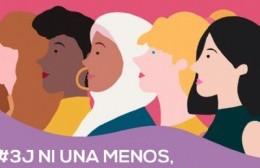 #NiUnaMenos: ¡Vivas nos queremos!