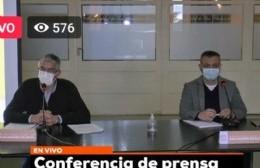 Nuevas medidas sanitarias en San Andrés de Giles