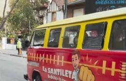 Sorprendente campaña en la ciudad con marketing importado incluído