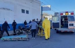 Luján: 3 heridos al chocar 2 motos