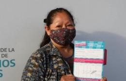 La Municipalidad entregará credenciales a los vacunados del Covid-19