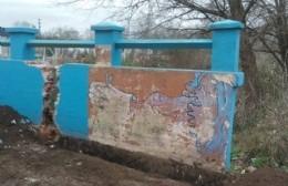 Rescatan y reubican un mural de Walter Leonelli