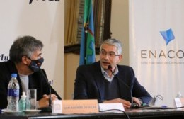 El ENACOM realizará una obra en el distrito de San Andrés de Giles