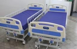 Nuevo equipamiento para el Hospital local